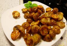 Italiaanse Krieltjes uit de oven Tandoori Chicken, Barbecue, Side Dishes, Almond, Lunch, Meat, Dinner, Ethnic Recipes, Kitchen