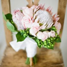 10 offbeat blossoms you can use to give your bridal bouquet a one-of-a-kind look. Photo via Love Wed Bliss.