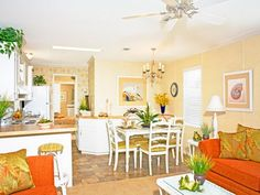mobile home decor ideas | The awesome image above, is part of Single Wide Mobile Home Floor ...