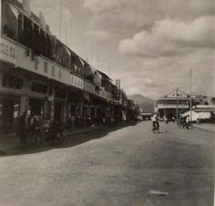 Wo Fung Street in Fanling History Of Hong Kong, China Hong Kong, Those Were The Days, Vintage Photographs, Cool Photos, Street View, Memories, Pictures, Memoirs