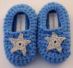 Infant Star slippers