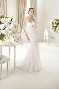 Robe de mariée Pronovias Urdaniz 2014