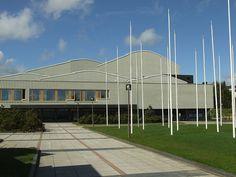 Lappia Hall by Alvar Aalto - Rovaniemi, Finland Alvar Aalto, Finland, Modern Architecture, Architects, Modernism