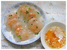 Vietnamese food Banh Bot Loc #vietnam #food #cucina