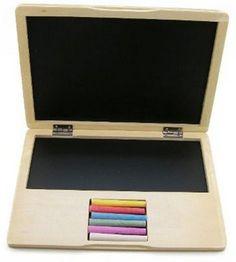 Little Boo-Teek - Wooden Laptop Online | Wooden Toys | Kids Toys