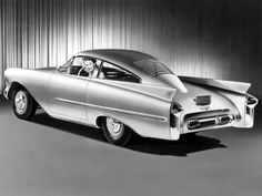 1955 Oldsmobile Cutlass    Man I love this car .
