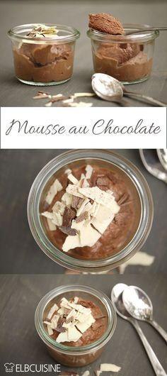 Die beste Mousse au Chocolat – sehr einfach und genial lecker, ein Wochenendgenuss! Mousse au Chocolat wird bei uns sehr geliebt! Es gibt sie nicht nur, wenn sich Besuch ankündigt, sondern ganz oft. Am Besten steht immer ein Gläschen im Kühlschrank. Das Rezept muss daher einfach sein und entgegen der klassischen Rezepte mag ich es gern ohne Eier. Gönnt euch diesen Genuss – sofort!