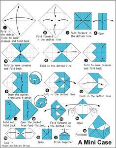 Origami Mini Case