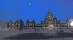 Victoria BC Parliament Buildings