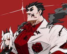 Manga Anime, Anime Demon, Manga Girl, Anime Girls, Cute Anime Character, Character Art, Demon Girl, Cute Anime Couples, Dark Souls