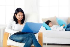 You're a work-at-home mom, are you crazy? When you work from home while staying at home with your children, it can be very difficult to separate family time from work responsibilities — and when does your workday end, anyway? Read on to get a few tips on how to make your workplace a well-rounded home, and vice versa.