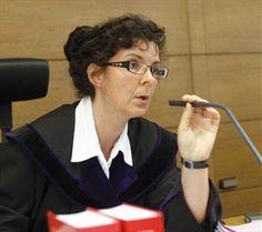 Richterin Michaela Sanin verurteilte Uwe Scheuch wegen Geschenkannahme.