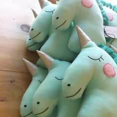 Unicorns took over my studio this week and now are all gone  #miniboheme