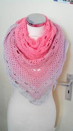 Výsledek obrázku pro Granny shawl
