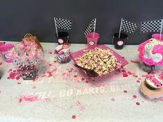 Popcorn, candy & cakepops