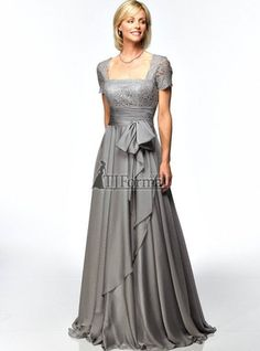 dillards long dresses | Long Grey Dress Mother of The Bride 2010 | Dresses for Mother Of The ...