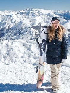Torah Bright...got to see her board in person...love her