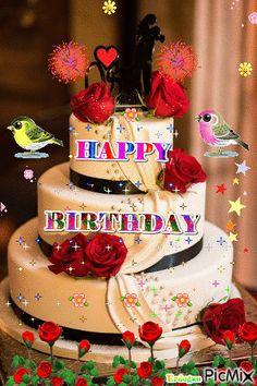 ideas birthday friend humor god for 2019 Happy Birthday Dana, Happy Birthday Cake Photo, Happy Birthday Video, Happy Birthday Celebration, Happy Birthday Flower, Happy Birthday Pictures, Happy Birthday Wishes Quotes, Birthday Blessings, Happy Birthday Greetings