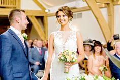 Mythe Barn Wedding Venue - Jaime & Craig by Faye Ford Photography