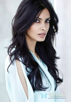 Diana Penty (I could see her as Zahra!)