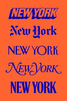 new_york.jpg #poster #typography