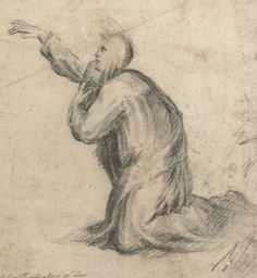 Suor Plautilla de' Nelli, disegno