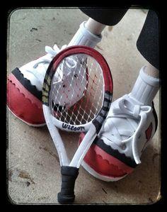 Detalles fofucho tenis.