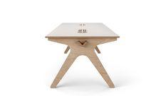 OpenDesk - Lean - Slim Desk