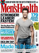 Men's Health is the UK's best-selling quality men's magazine packed with expert tips and advice on everything today's man needs to feel better, healthier, and happier.    Get 3 issues for just £3 here for a limited time only: http://www.magazinesubscriptions.co.uk/the-magazine-group/magazine/lifestyle/health-fitness/mens-health?affiliate=pinterest