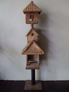 Huis, brons, Eva Luijkx