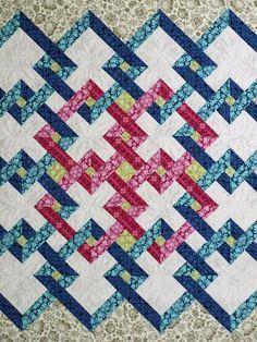 Sampaguita Quilts: The Gardens Meet