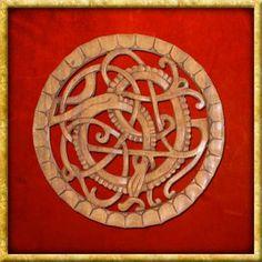 Eine grosse Auswahl an Schnitzwerk aus Holz verschiedener Kulturen wie Nordischen Völkern, Kelten und vielen mehr. Celtic, Wood Carvings, Dragons, Random Stuff, Figurine, Timber Wood, Deco