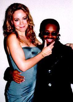 Mariah at JD's birthday party (1998)