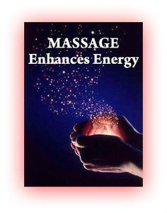 Massage Enhances Energy | Book a massage today at Blue Skies Massage & Wellness in Longmont, CO. Call 720-475-6298 or book online at blueskiesmassage.com.