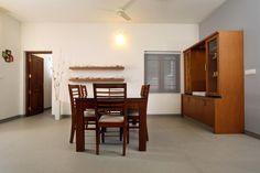 Dining room paint ideas, interior design, furniture - India Home Design