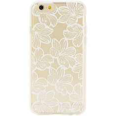 Forever 21 Sonix Sweet Pea iPhone 6 Case (€32) ❤ liked on Polyvore featuring accessories, tech accessories, phone cases, phone, electronics, tech and forever 21