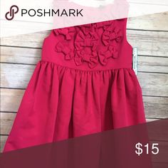 Gap Red Dress Gorgeous red Gap dress. Perfect for Valentines Day! GAP Dresses Formal