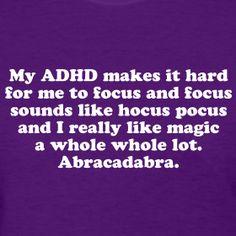 7d40553a8a9 ADHD t-shirts   stuff