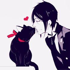 Kissin sebby