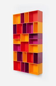 Regalsysteme: passen modular für viele Formate | Cubit
