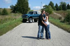 Truck engagement picture