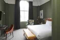 Mercure Bristol Grand Hotel | Guestroom | Central Design Studio