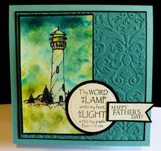 Lighthouse by DJRants - Cards and Paper Crafts at Splitcoaststampers