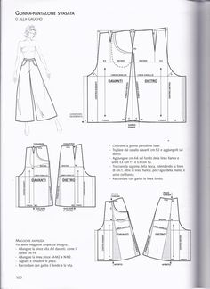super Ideas for sewing clothes women dresses costura Sewing Clothes Women, Sewing Pants, Dress Clothes For Women, Diy Clothes, Skirt Sewing, Skirt Patterns Sewing, Sewing Patterns Free, Clothing Patterns, Free Dress Sewing Pattern