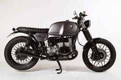 RocketGarage Cafe Racer: HB Custom BMW R100rt