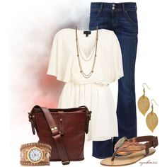 Dreamer, created by cynthia335 on Polyvore