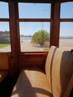Interior de Carro Eléctrico, no Porto © Viaje Comigo Wanderlust, City, Interior, Blog, Porto, South America, Traveling, Tourism, Europe