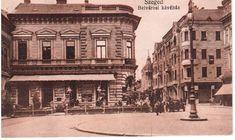 Klauzál tér - Kígyó utca sarok
