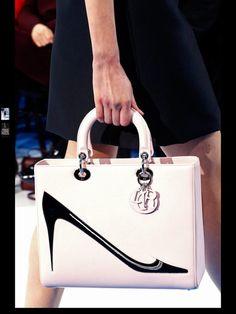 01705e2aeeef Dior Handbag Fall 2013 SocietyOfWomenWhoLoveShoes.org Fashion Bags