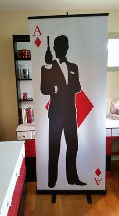 1000+ ideas about James Bond Party on Pinterest | James Bond Theme ...